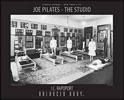 Joe Pilates The Studio