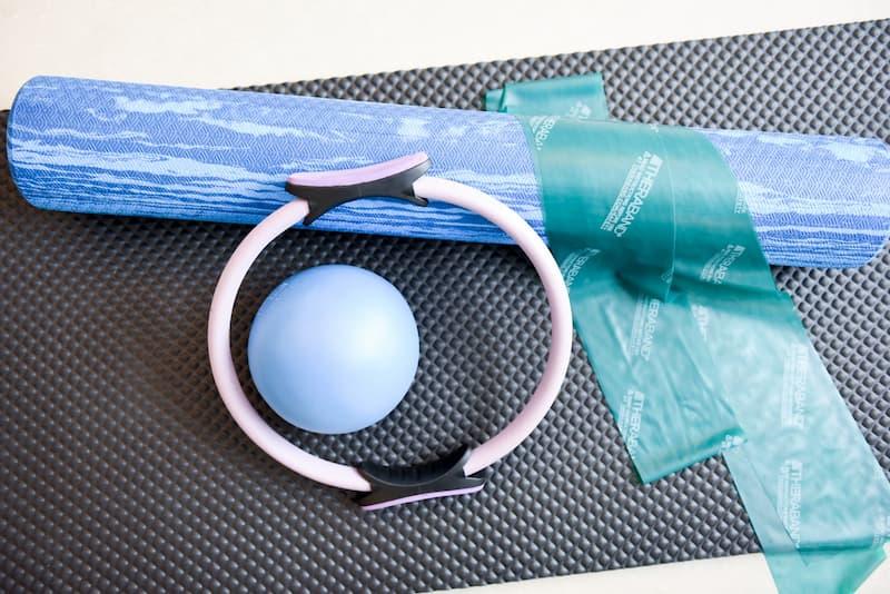 Brustkrebs Und Pilates Ausruestung